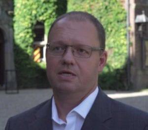 Wim Jumelet, geslaagd voor de 3e leergang Nyenrode IT Regie Management