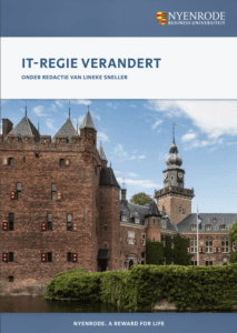 Bundel leergang IT Regie verandert, IT Regie Management Nyenrode InterExcellent